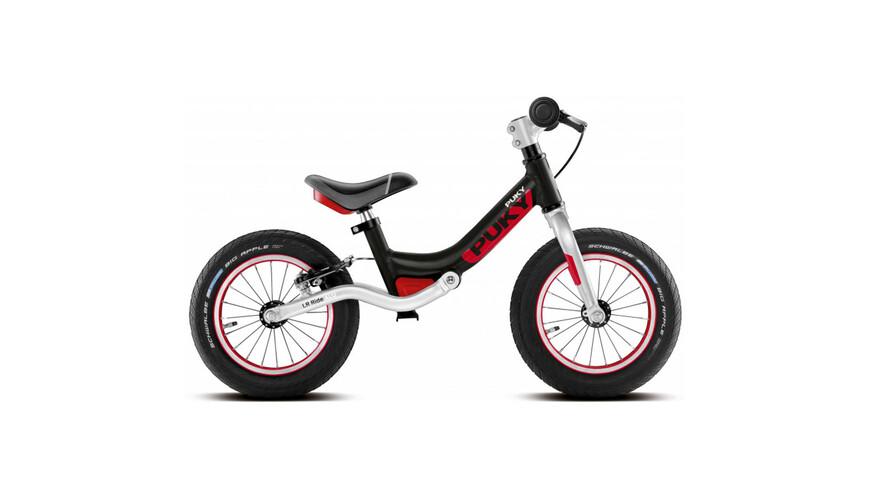Puky LR Ride Lapset potkupyörä , musta